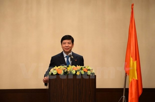 Ambassador highlights Vietnam-Japan cooperation prospects hinh anh 1