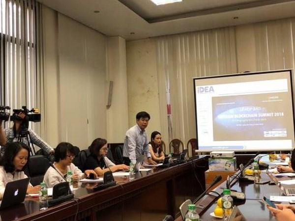Vietnam Blockchain Summit to run in June hinh anh 1