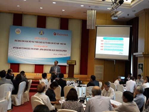 Conference spotlights Japanese farming technologies hinh anh 1