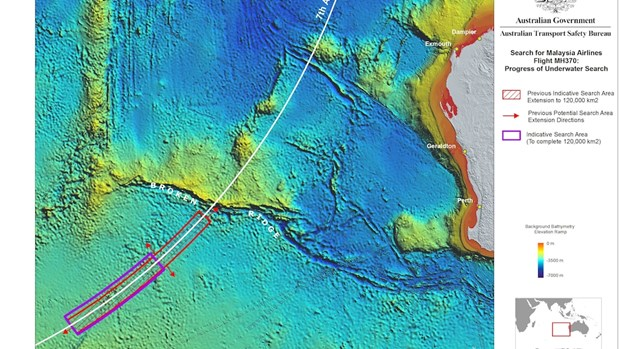 Ocean Infinity to end MH370 search soon hinh anh 1