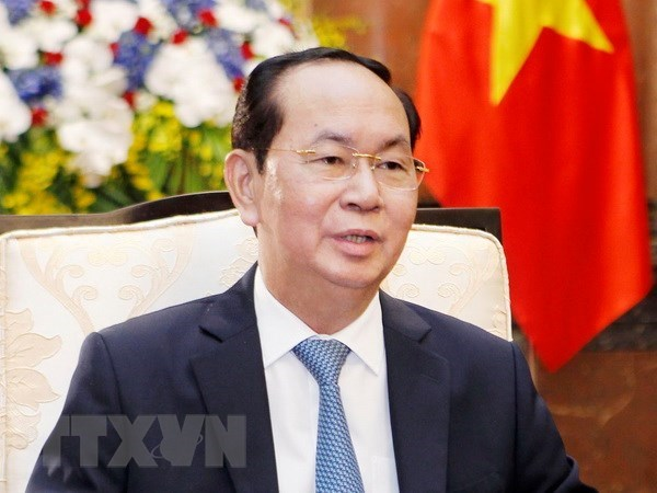 President leaves Hanoi for State visit to Japan hinh anh 1