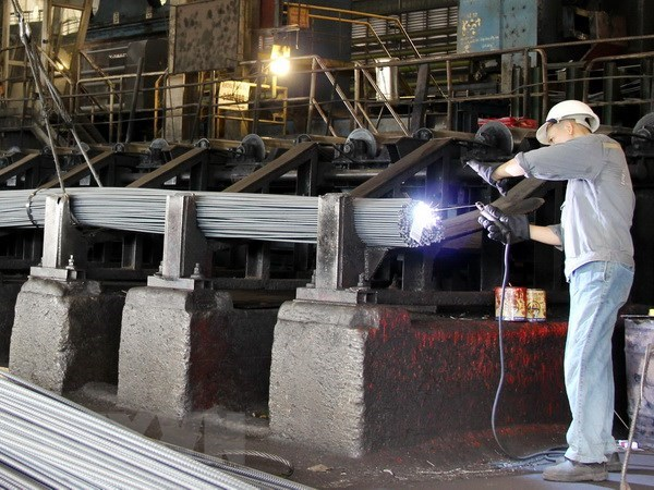 Domestic steel makers advised to boost material transparency hinh anh 1