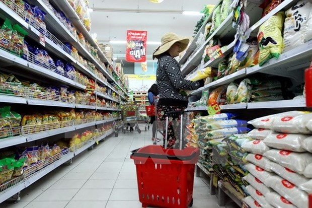 Vietnam's CPI up 0.55 percent in May hinh anh 1