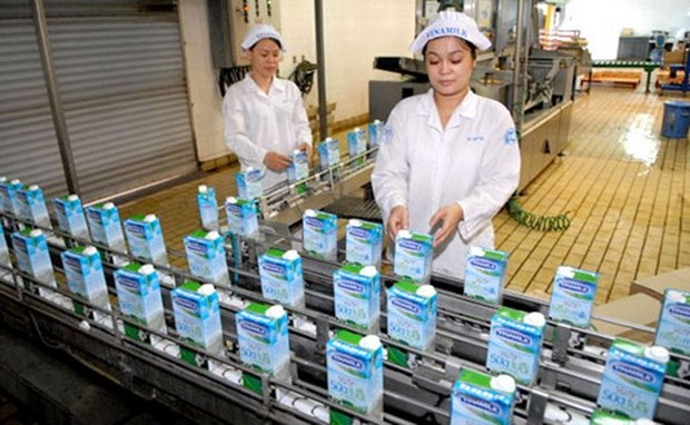 Vinamilk named as most favourite brand in Vietnam hinh anh 1