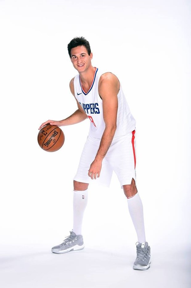 Los Angeles Clippers basketballer to visit HCM City hinh anh 1