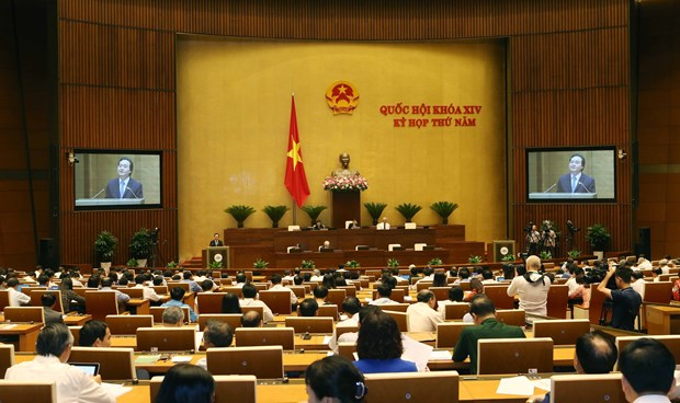 Two bills, law building programmes to be mulled on May 30 hinh anh 1