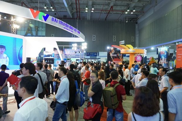 Telefilm expo 2018 attracts 150 exhibitors hinh anh 1