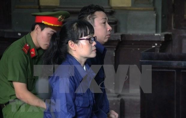 Court upholds sentences for former Vietinbank officials hinh anh 1