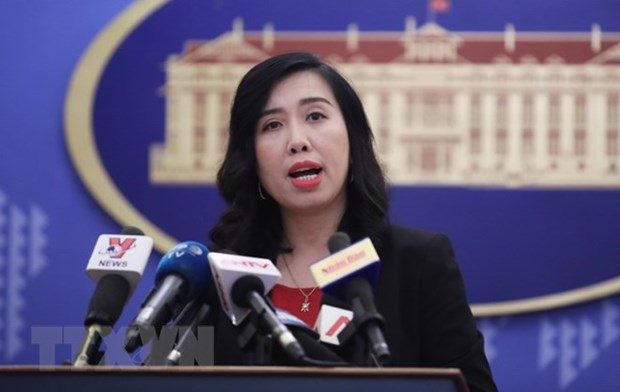 Asian-Pacific countries show high trust in Vietnam's capacity hinh anh 1