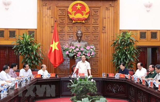 Prime Minister asks Binh Thuan to develop industry, agriculture hinh anh 1