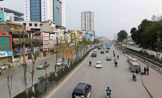 Hanoi to set up intelligent transport system hinh anh 1