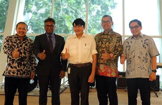 Book on Indonesian foreign policy released hinh anh 1