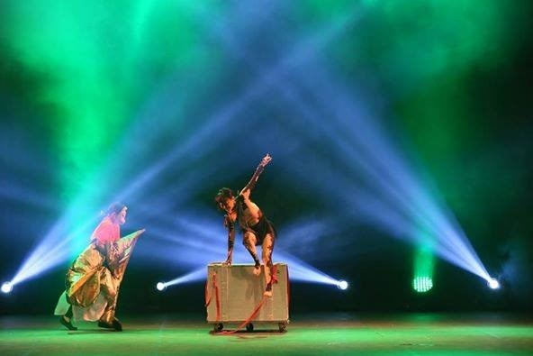 Japanese magic duo to perform for Vietnamese children hinh anh 1