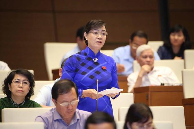 Legislators talk revisions to anti-corruption, sports laws hinh anh 1