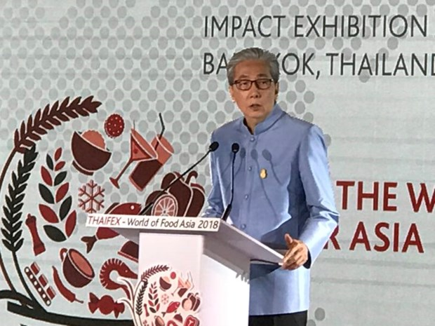 Funds to be allocated to rebrand Thailand as world's kitchen hinh anh 1