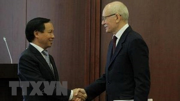 Russia's Republic of Bashkortostan eyes stronger ties with Vietnam hinh anh 1