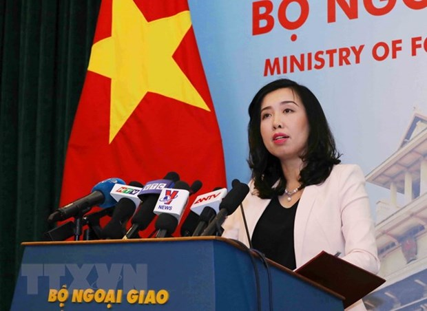 Vietnam welcomes efforts for peace in Korean Peninsula hinh anh 1