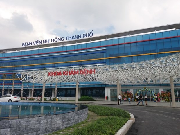 Vietnam's most modern children's hospital inaugurated hinh anh 1