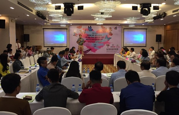 HCM City needs better HIV/AIDS prevention policies for transgender women hinh anh 1