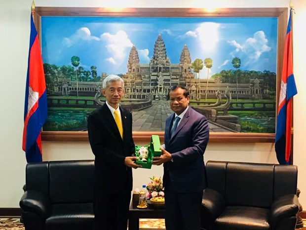 Cambodia, Thailand to boost tourism cooperation hinh anh 1