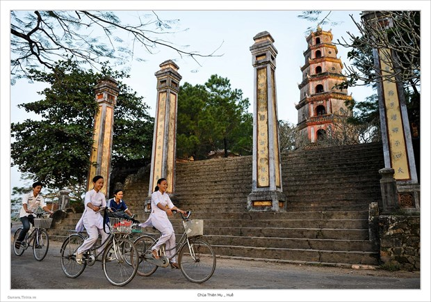 Photo book of Vietnamese pagodas rolled out in HCM City hinh anh 1