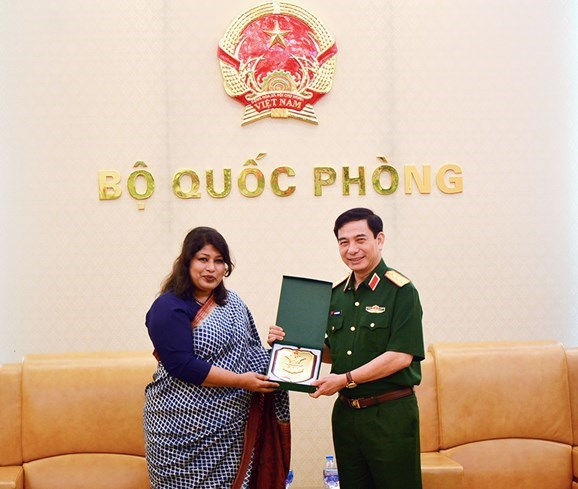 Vietnam, Bangladesh to work in UN peacekeeping operations hinh anh 1