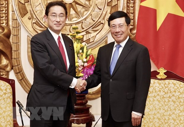 Deputy PM lauds Japan's support for Vietnam hinh anh 1