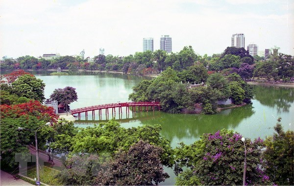 Hanoi acts to promote green lifestyle hinh anh 1