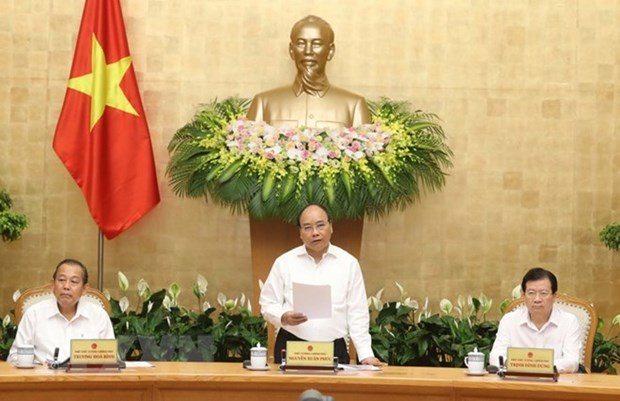 PM asks for measures to curb inflation below 4 pct this year hinh anh 1