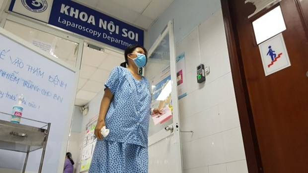 Health Ministry gives recommendations to prevent A/H1N1 flu hinh anh 1