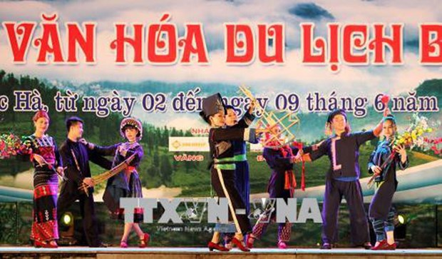 Bac Ha tourism week underway in Lao Cai hinh anh 1