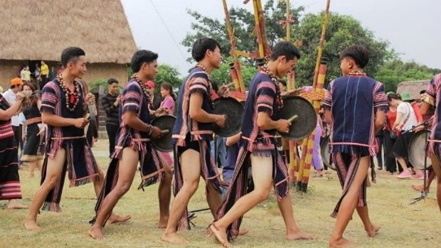 Diversity of Central Highlands' culture introduced at ethnic village hinh anh 1