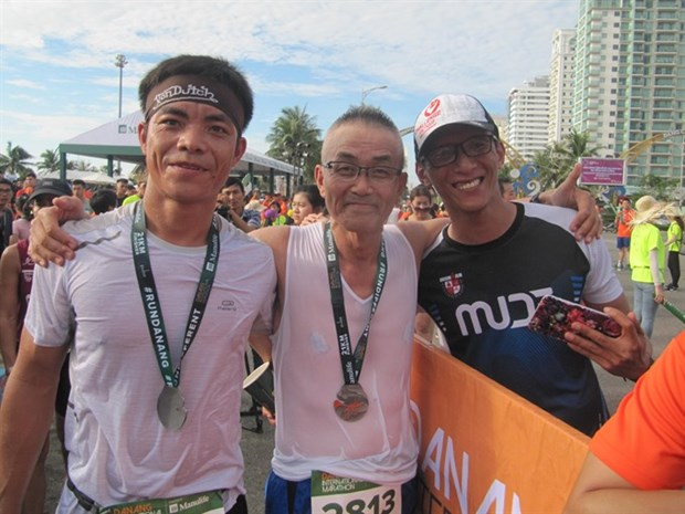 World class marathon to be held in Da Nang hinh anh 1