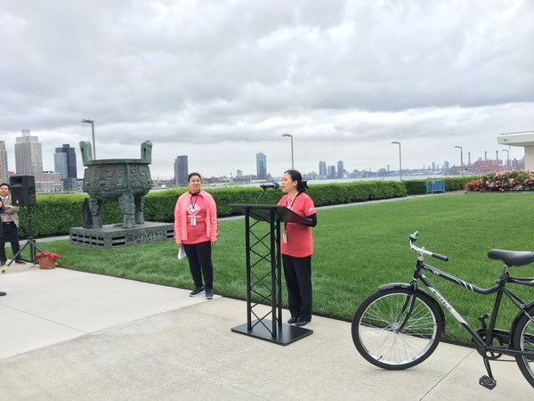 Vietnam joins observation of World Bicycle Day in New York hinh anh 1
