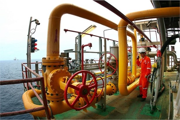 PetroVietnam contributes 1.79 bln USD to State budget in five months hinh anh 1