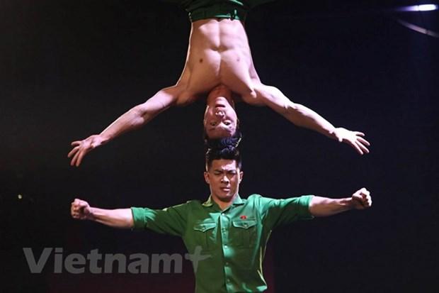 Vietnamese shine at Britain's Got Talent hinh anh 1