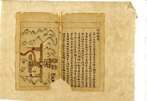 """Hoang Hoa su trinh do"" named as UNESCO documentary heritage hinh anh 1"