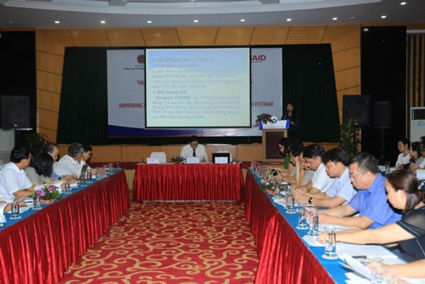 USAID pledges to help Vietnam in civil judgment enforcement hinh anh 1