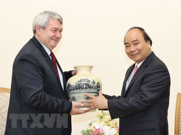 PM: Vietnam attaches importance to ties with Czech Republic hinh anh 1