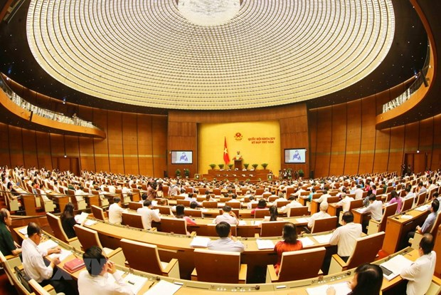 Land management must be strengthened: top legislator hinh anh 1