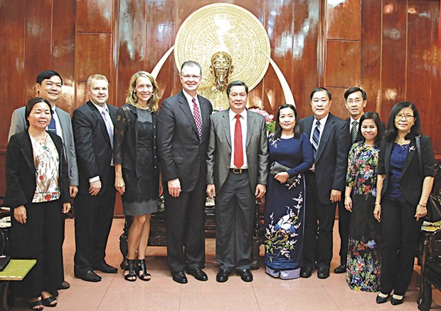 More opportunities for Can Tho to expand ties with US hinh anh 1