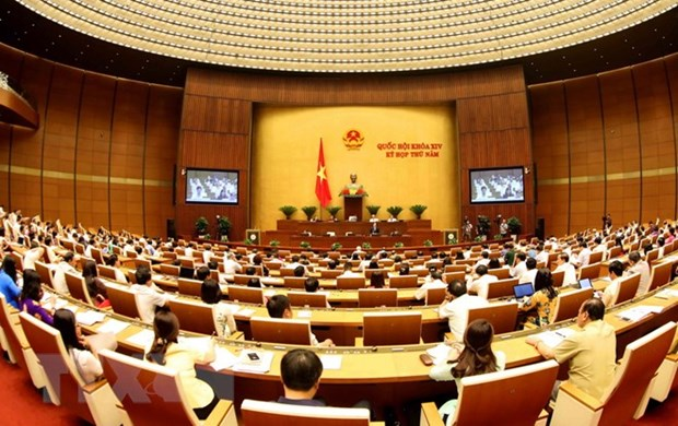 Q&A sessions take place democratically: top legislator hinh anh 1
