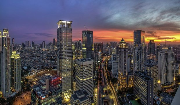 Indonesia agrees on economic growth of 5.2 – 5.6 percent in 2018 hinh anh 1