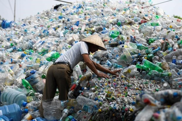 Experts warn ASEAN countries against plastic waste hinh anh 1
