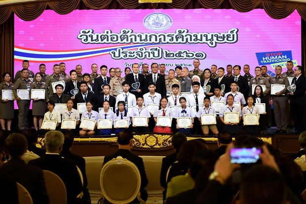 Thai Gov't reiterates commitment to crackdown on human trafficking hinh anh 1