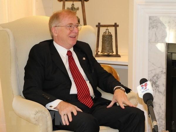 Former Canadian Ambassador lauds Vietnam-Canada ties hinh anh 1