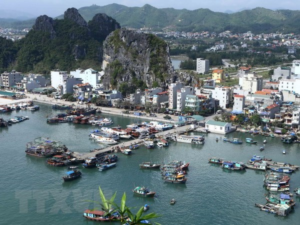 Quang Ninh: makeover begins for smart city hinh anh 1