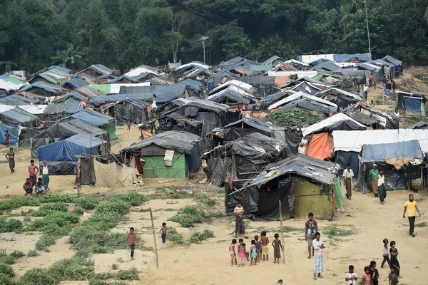 Myanmar, UN sign MoU on return of Rohingya refugees hinh anh 1