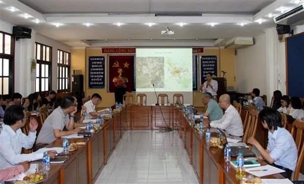 Measures discussed for HCM City smart urban development hinh anh 1