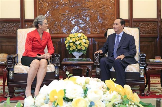 Ambassador: Vietnam – trustworthy partner of Netherlands hinh anh 1